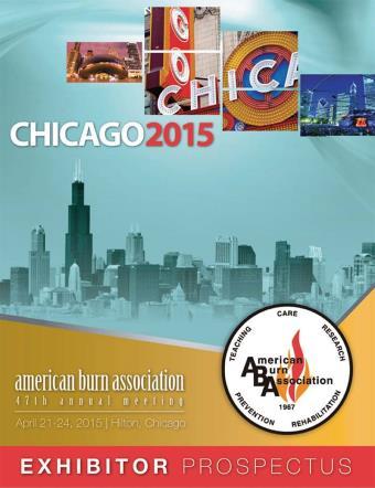 American Burn Association annual meeting 2015